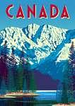 Utazás poszter - Kanada (id: 20999) tapéta