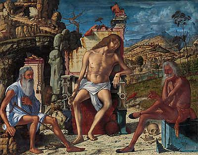 The Meditation on the Passion, Vittore Carpaccio