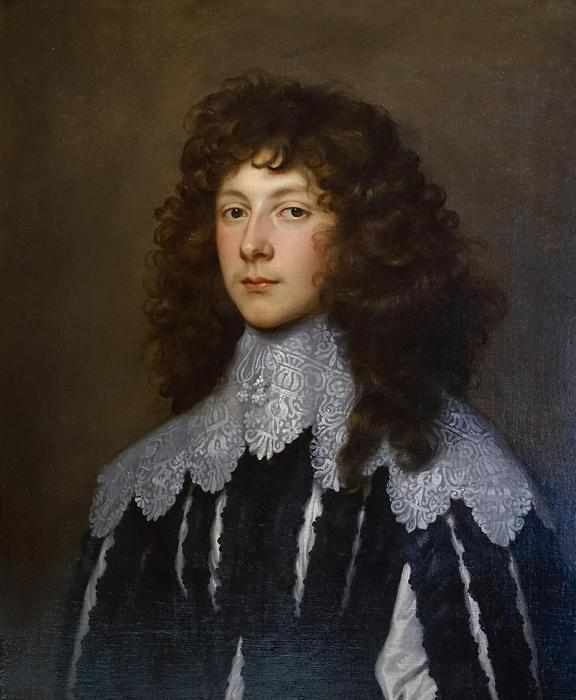 Lord Charles Cavendish ezredes, Anthony van Dyck