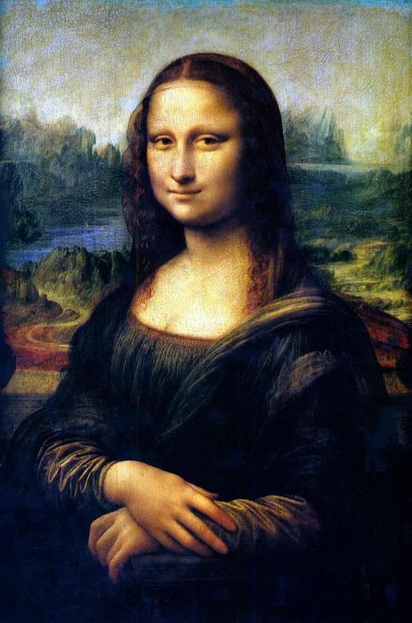 Mona Lisa, La Gioconda, Leonardo da Vinci