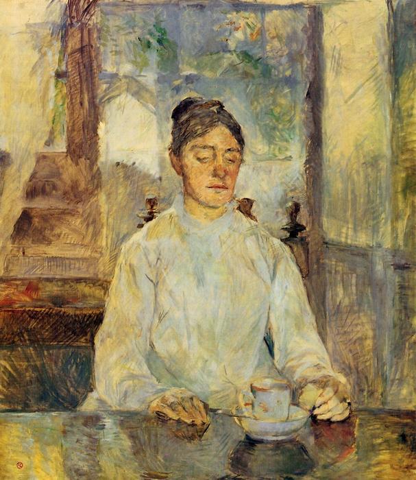 Alphonse grófnő, Henri de Toulouse Lautrec