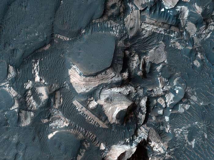 Holden Crater, MARS (színezett), Fotóművészek