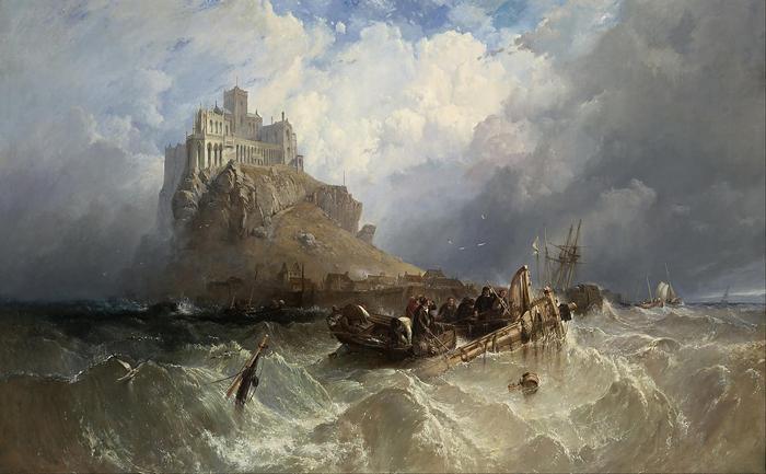 Mount St Michael, Cornwall, Anglia,