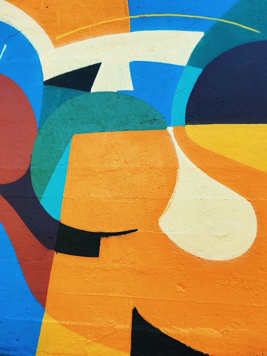 Absztrakt graffiti, Partner Kollekció