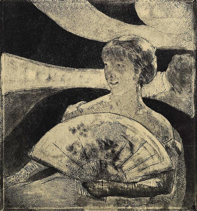 Az operában, Mary Cassatt