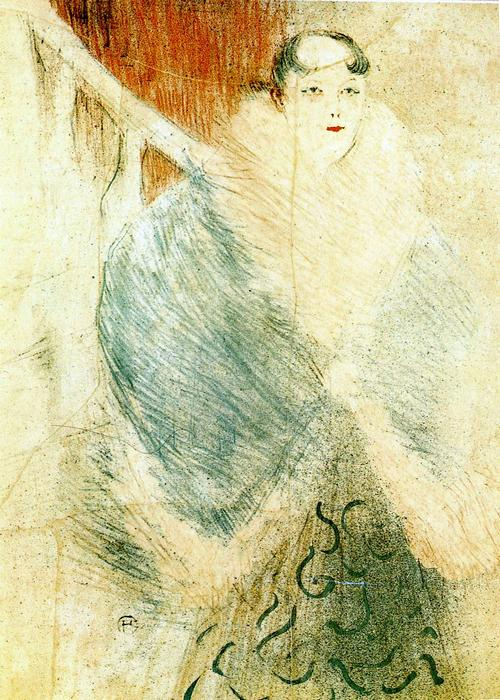 Elsa dite la Liennoise, Henri de Toulouse Lautrec