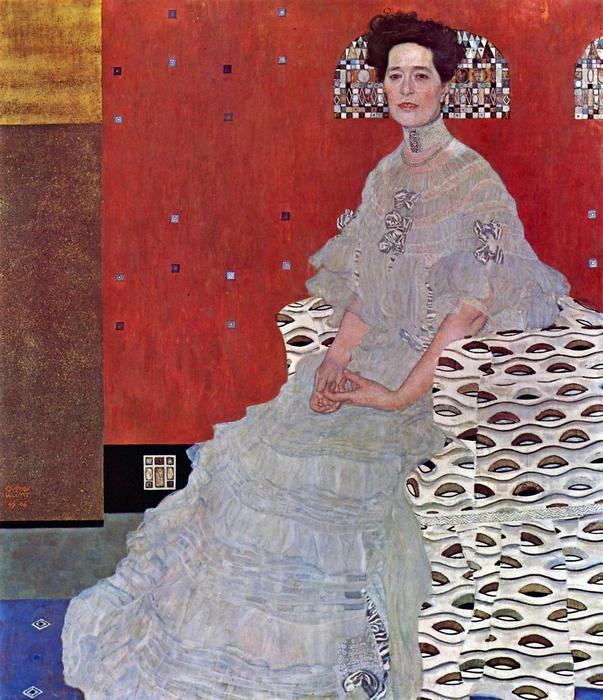 Fritza Reidler, Gustav Klimt