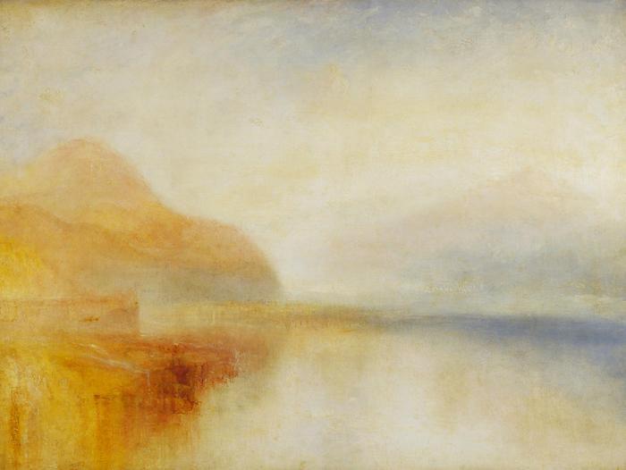 Reggeli fények, William Turner