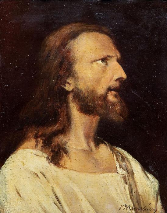 Krisztus (tanulmány), Munkácsy Mihály