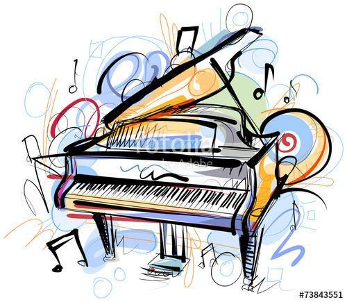 Zongora vázlat, Premium Kollekció