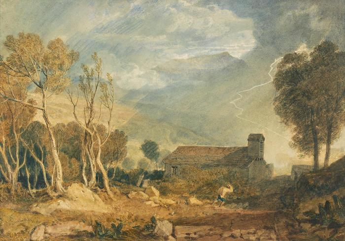Ingleborough, Chapel le Dale, William Turner