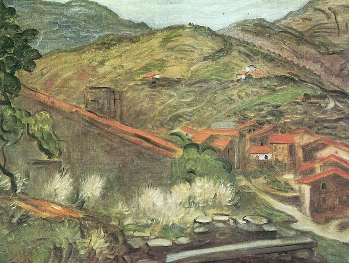 Banyuls sur Mer (1899), Rippl Rónai József