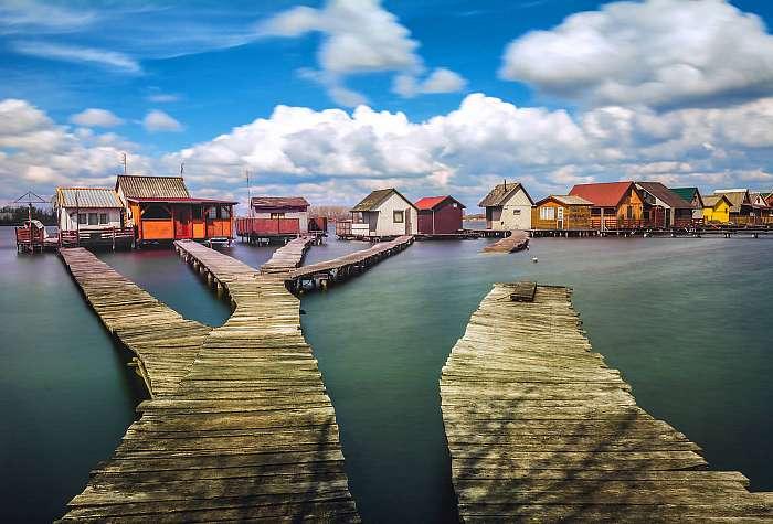 A Bokodi horgásztó és úszó falu, Premium Kollekció