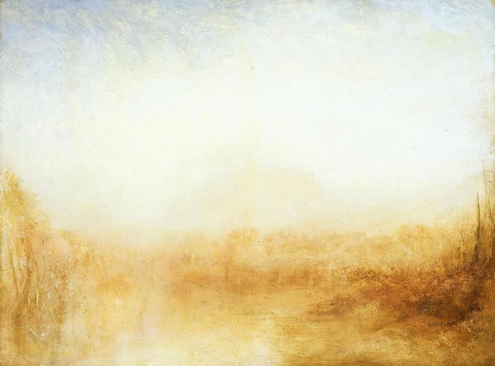 Tájkép, William Turner