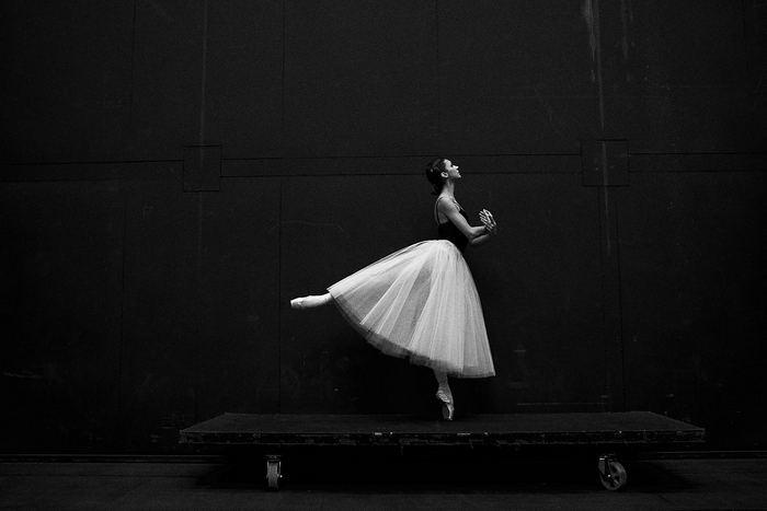 A balett táncos - Art fotó, Partner Kollekció