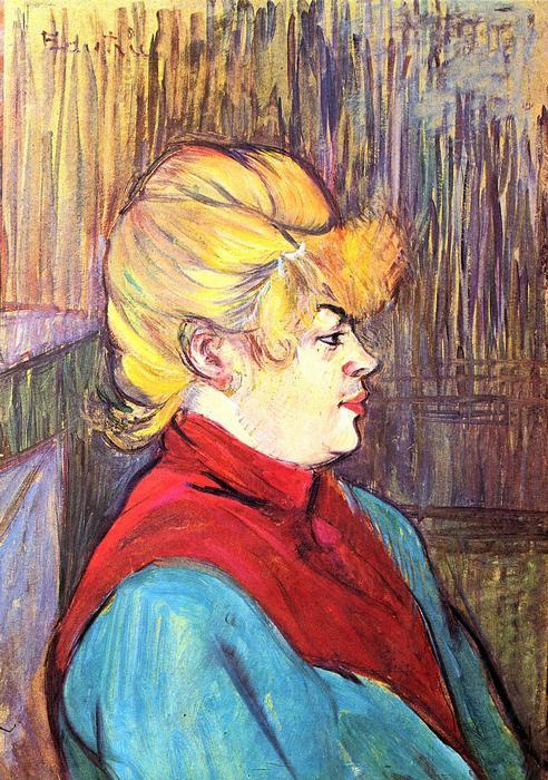 Az örömház lakója, Henri de Toulouse Lautrec
