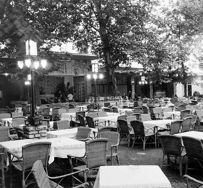 A siófoki Matróz étterem (1971), FORTEPAN