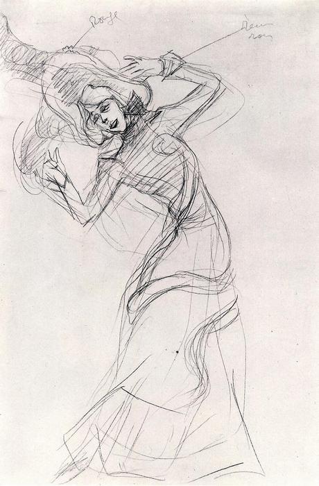 Jane Avril, Henri de Toulouse Lautrec