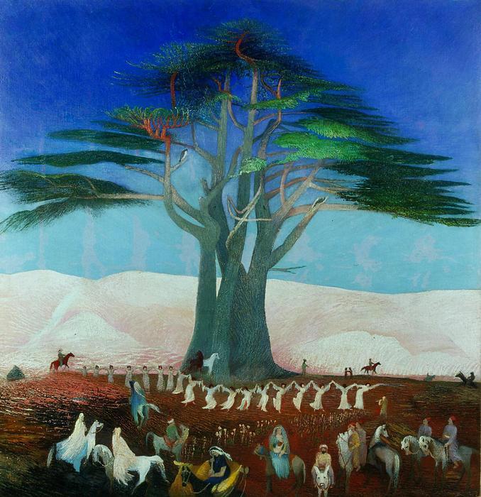 Zarándoklás a cédrusokhoz, Csontváry Kosztka Tivadar