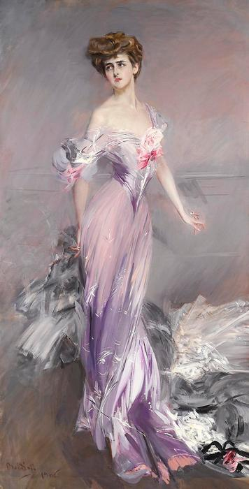 Mrs. Howard portréja (1906), Giovanni Boldini