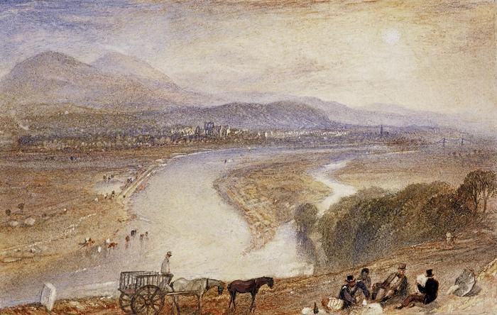 Melrose, William Turner