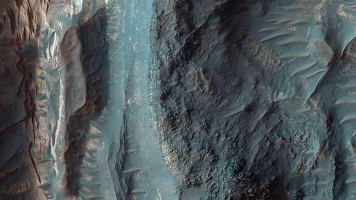 Mars felszín, Gordii Dorsum régió, Fotóművészek