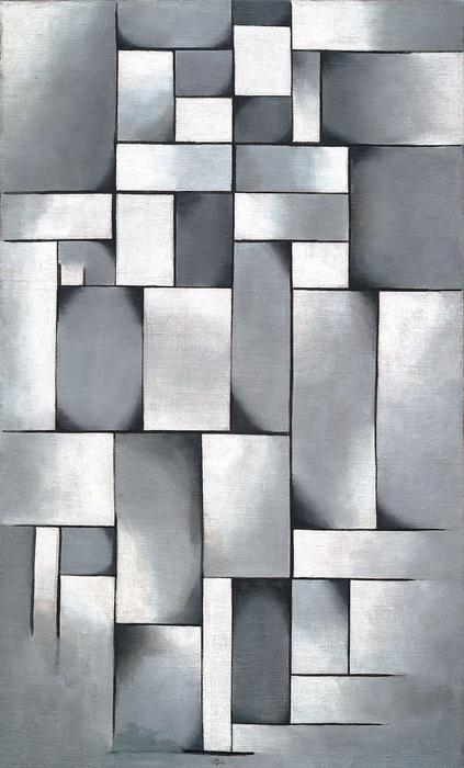 Szürke Kompozíció, Theo van Doesburg