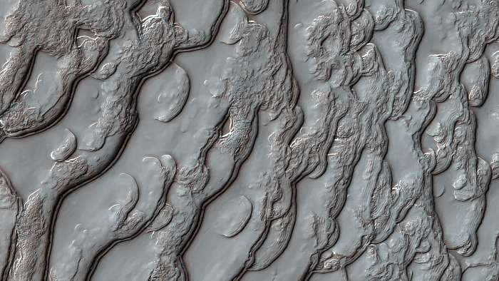 Mars felszín, Sarok, Fotóművészek
