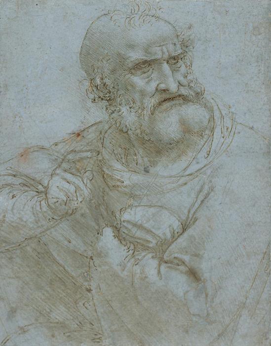 Apostol, Leonardo da Vinci