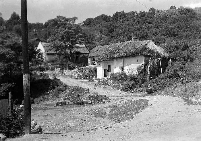 Balatonfüred, Siske-malom (1927), FORTEPAN