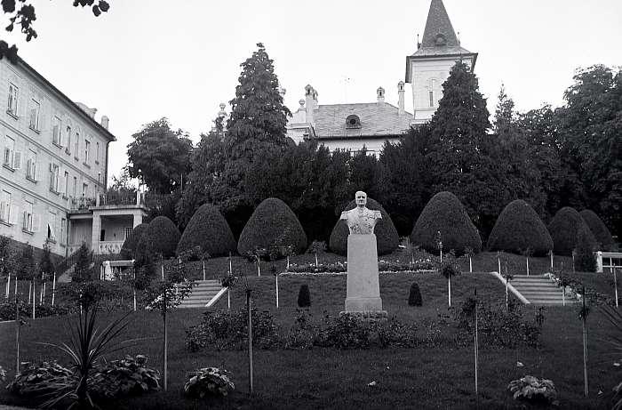 Honvéd tiszti üdülő, Balatonfüred (1942), FORTEPAN