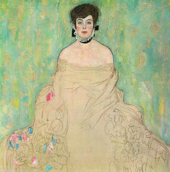 Amalie Zuckerkandl portréja, Gustav Klimt
