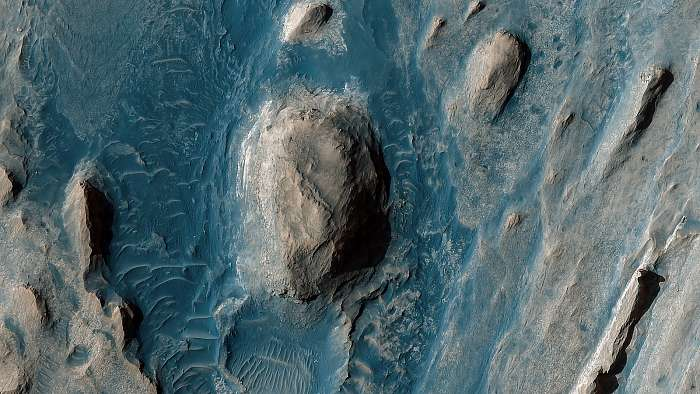 Gale Crater, Mars felszín, Fotóművészek