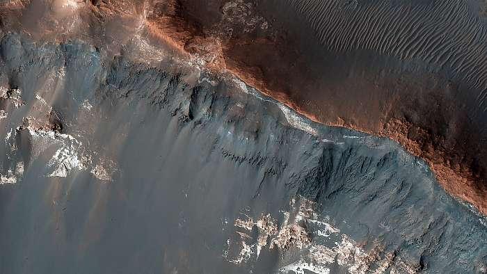 Oyama kráter, Mars felszín, Fotóművészek