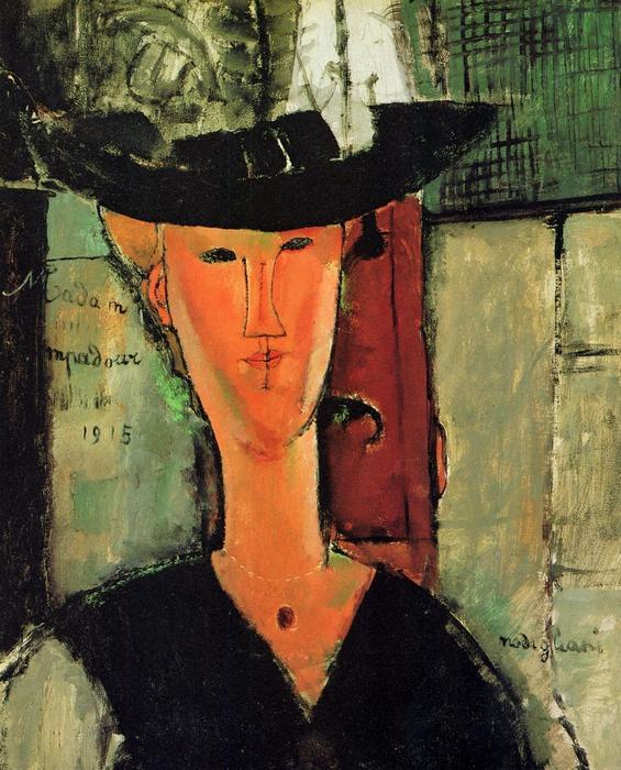 Madame Pompadour, Modigliani