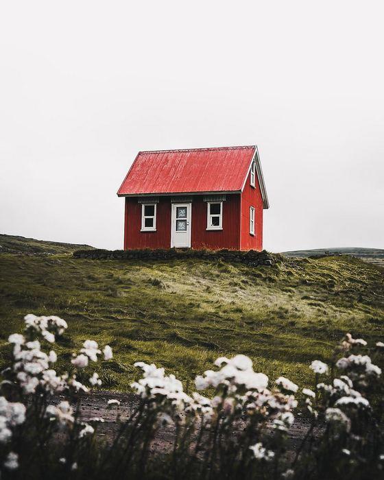 Házikó a világ végén, Izland, Partner Kollekció