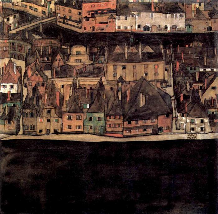 Kisváros, Egon Schiele