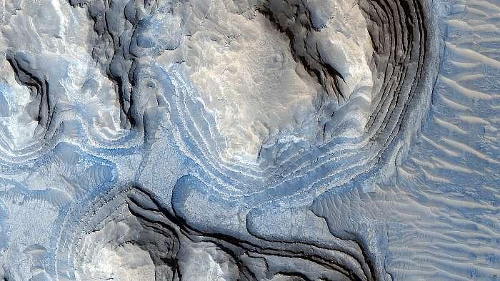 Arabia Terra, Mars felszín, Fotóművészek