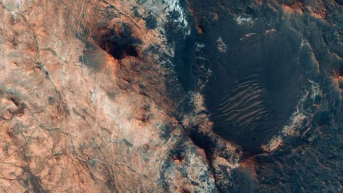 Mawrth Vallis, Mars felszín, Fotóművészek