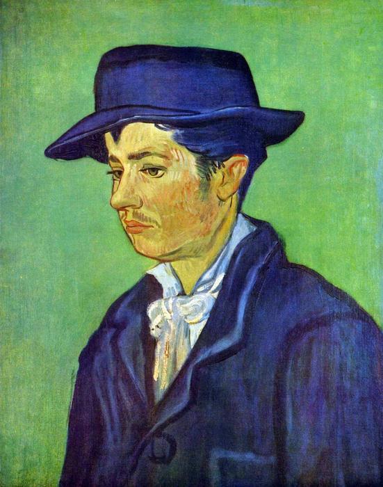 Armand Roulin portréja (1888), Vincent Van Gogh