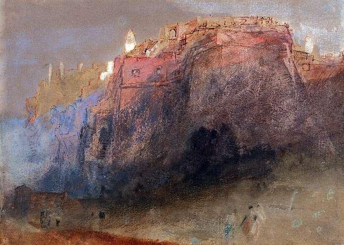 Luxembourg, William Turner