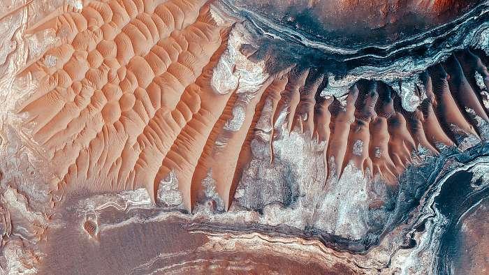 Noctis Labyrinthus, Mars felszín, Fotóművészek