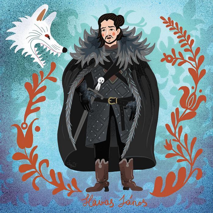 Havas János (Jon Snow), Partner Kollekció