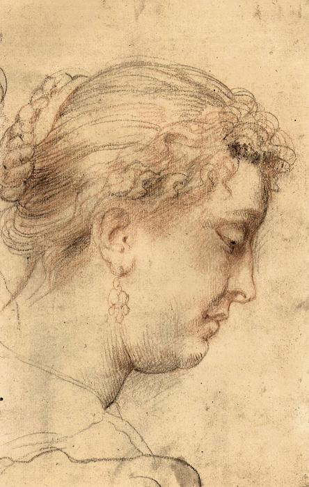 Egy hölgy portréja, Peter Paul Rubens