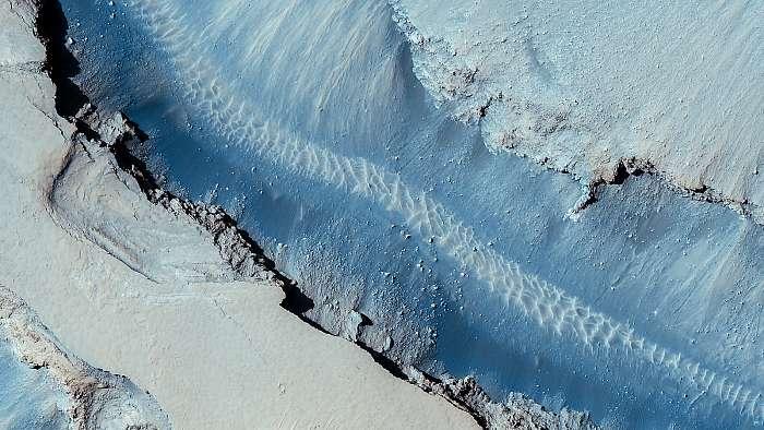 Cerberus Fossae, Mars felszín, Fotóművészek
