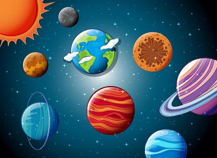A jól ismert bolygók, Partner Kollekció