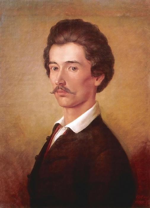 Petőfi Sándor arcképe, Orlai Petrics Soma