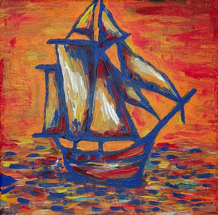 Hajó a tengeren.jpg, Partner Kollekció