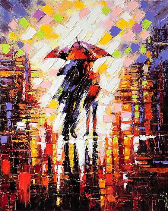 Két szerelmes az esernyő alatt, Premium Kollekció