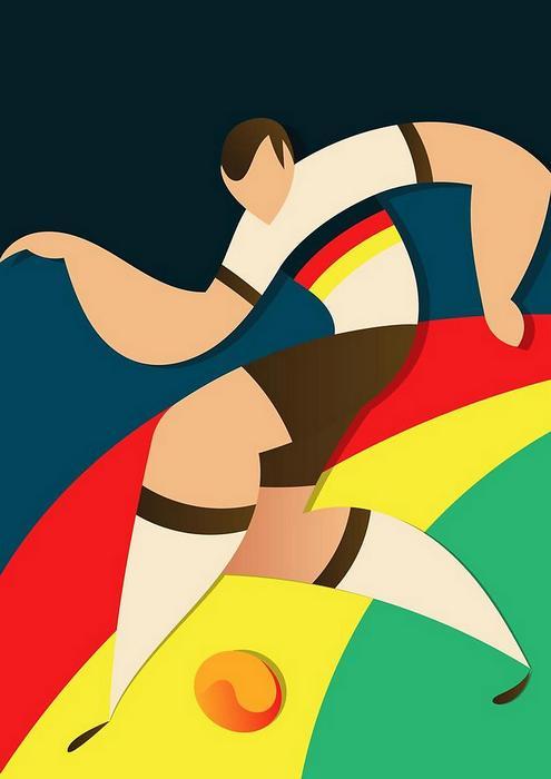 Német focista- World Cup, Partner Kollekció